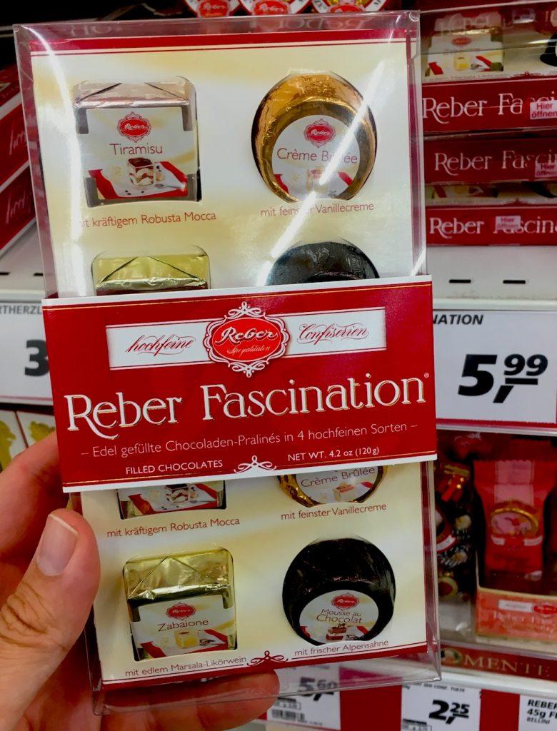 Reber Fascination Pralinen