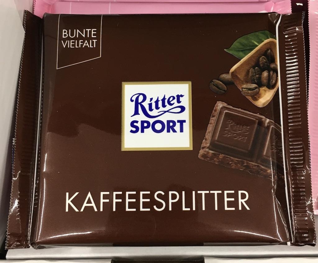 Ritter Sport Kaffeesplitter