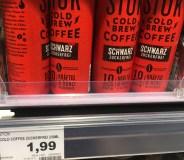STOK Cold Brew Coffee Schwarz Zuckerfrei 230 ML 1-99€