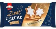 Klassiker von Schulte: Zimtsterne zur WEihnachtszeit.