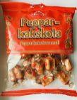 Schweden Konfekta Pepparkakskola Karamellbonbons mit Lebkuchen-Geschmack