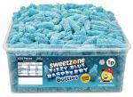 Sweetzone Fizzy Blue Raspberry Bottles 1 Penny 600 STück