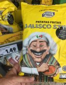 Vicente Vidal Crisp the World Jalisco Style Mexikaner-Karikatur
