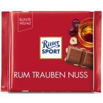 Ritter Sport Rum-Traube-Nuss