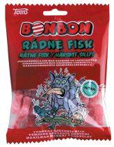 """Tom's Bonbon aus Dänemark """"Fauler Fisch"""" - fiese Geschmackskombi aus süß-salzig und Lakritz."""