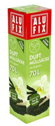Alufix Duftmüllsäcke 70 Liter Tee+Vanille