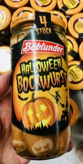 Böklunder Halloween Bockwurst 4 Stück