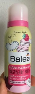 Balea Handschaum Raspberry Party Himbeerduft