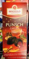 Berggold Punsch-Zapfen Praline mit weihnachtlicher Punschfüllung