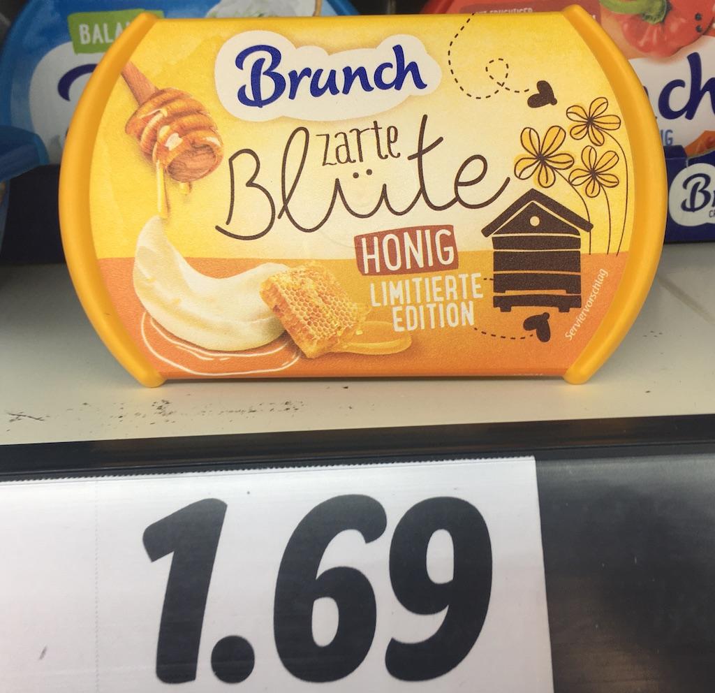 Brunch Zarte Blüte – Honig