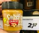 Calvé Erdnussbutter Crunchy