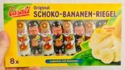 Casali Original Schoko-Bananen-Riegel mit Nikolaus und Krampus