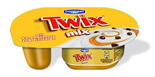 Danone Twix-Joghurt