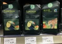 Lebensbaum Plantagen Kaffee Mexiko Kaffee Tiermotive