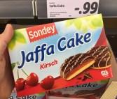 Lidl Sondy Jaffa Cake Kirsche 300 Gramm