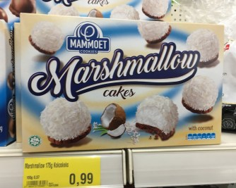 Mammoet MarshmallowCakes Kokos