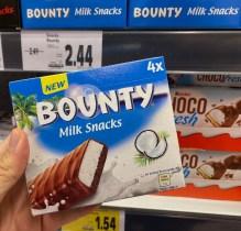 Mars Bounty Milch-Snack
