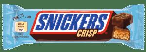 Mars Snickers Crisp