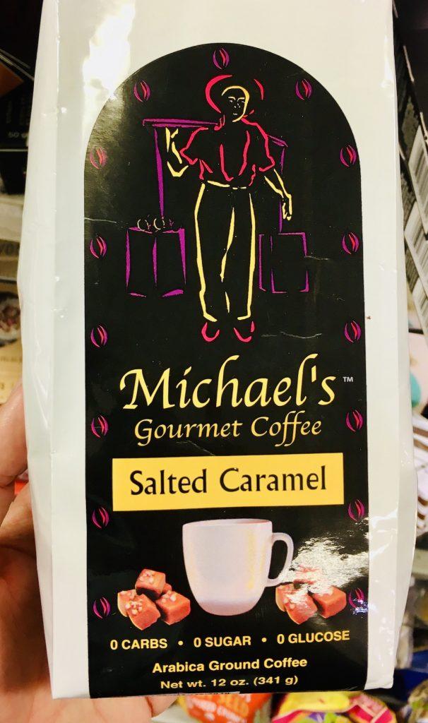 Michael's Gourmet Coffee Salted Caramel Filterkaffee
