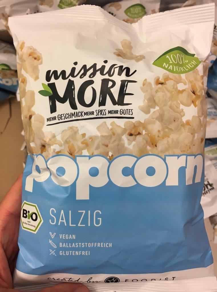 Mission More Popcorn Salig