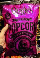 Oogies Snacks Gourmet Popcorn Original Kettlecorn