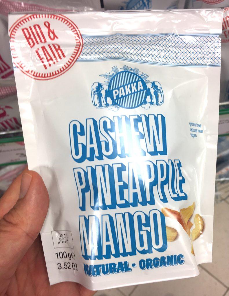 Pakka Cashew Pineapple Mango