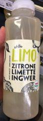 Rewe to Go-Stille Limo Zitrone Limette Ingwer