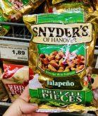 Snyder's of Hanover Pretzel Snack Jalapeno