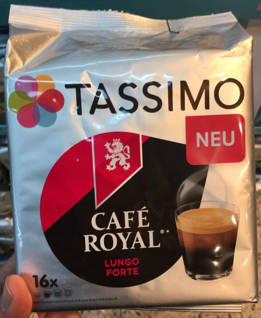 Tassimo Café Royal Kapseln