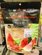 Wild+real Getrocknete Bio-Wassermelonenstücke 40 Gramm