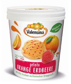 B+F Bakery & Food Valensina-Orange-Erdbeere