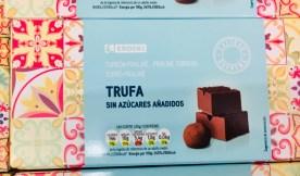 Eroski Turron Trufa ohne Zucker
