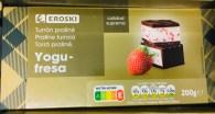 Eroski Turron Yogu-Fresca Erdbeerjoghurt