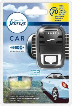 Febreze Car Freshener Klare Bergluft