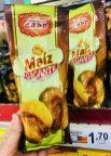 Frutos SecosCapo Maiz Gigante Frittierter Mais
