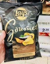 Lays Gourmet Frischkäse+Zwiebel