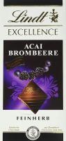 Lindt Excellence Schokolade Brombeere-Acai