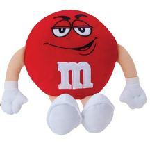 """Mars M+Ms-Werbefigur """"Red"""" als Puppe"""