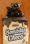Mercadona Hacendado Bombitas Choco Schokobomben aus Puffmais