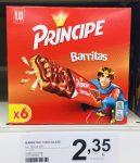 Mondelez Lu Principe Barritas Keksriegel 6er Pack