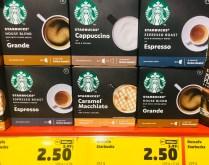 Nescafé Starbucks grande-Cappucino-Caramel-Macciato-Espresso Kaseln