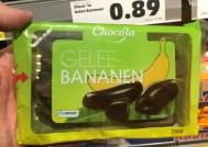 Penny Chocola Gelee-Bananen 250 Gramm