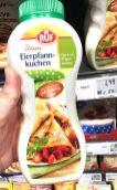RUF Eierpfannkuchen Backmischung Kunststoffflasche