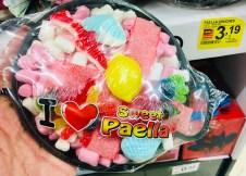 Spanien Paella Chuches I Love Sweet Paella Marshmallow Fruchtgummi