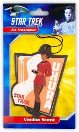 Star Trek Air Freshener Vanilla Uhura