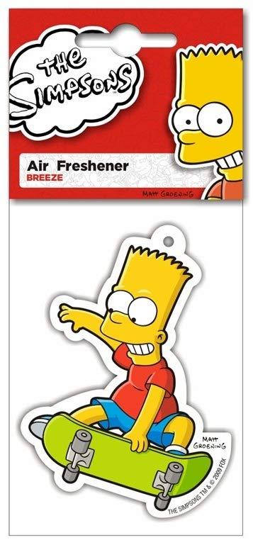 The Simpsons Air Freshener Breeze