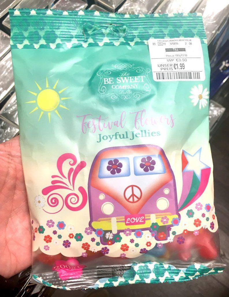 Be Sweet Company Festival Flavours Joyful Jellies Love 200 Gramm
