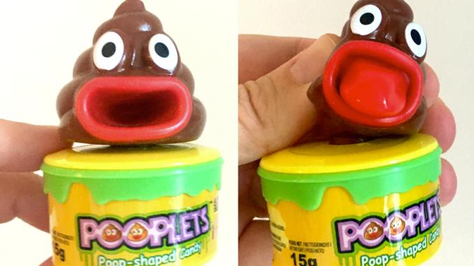 DOK Pile of Poo Pooplets Mund