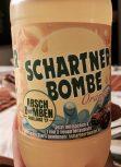 Getränke Schartner Bombe Orange Arschbomben Challenge 2017