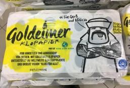 Goldeimer Klopapier Seemann-Motiv